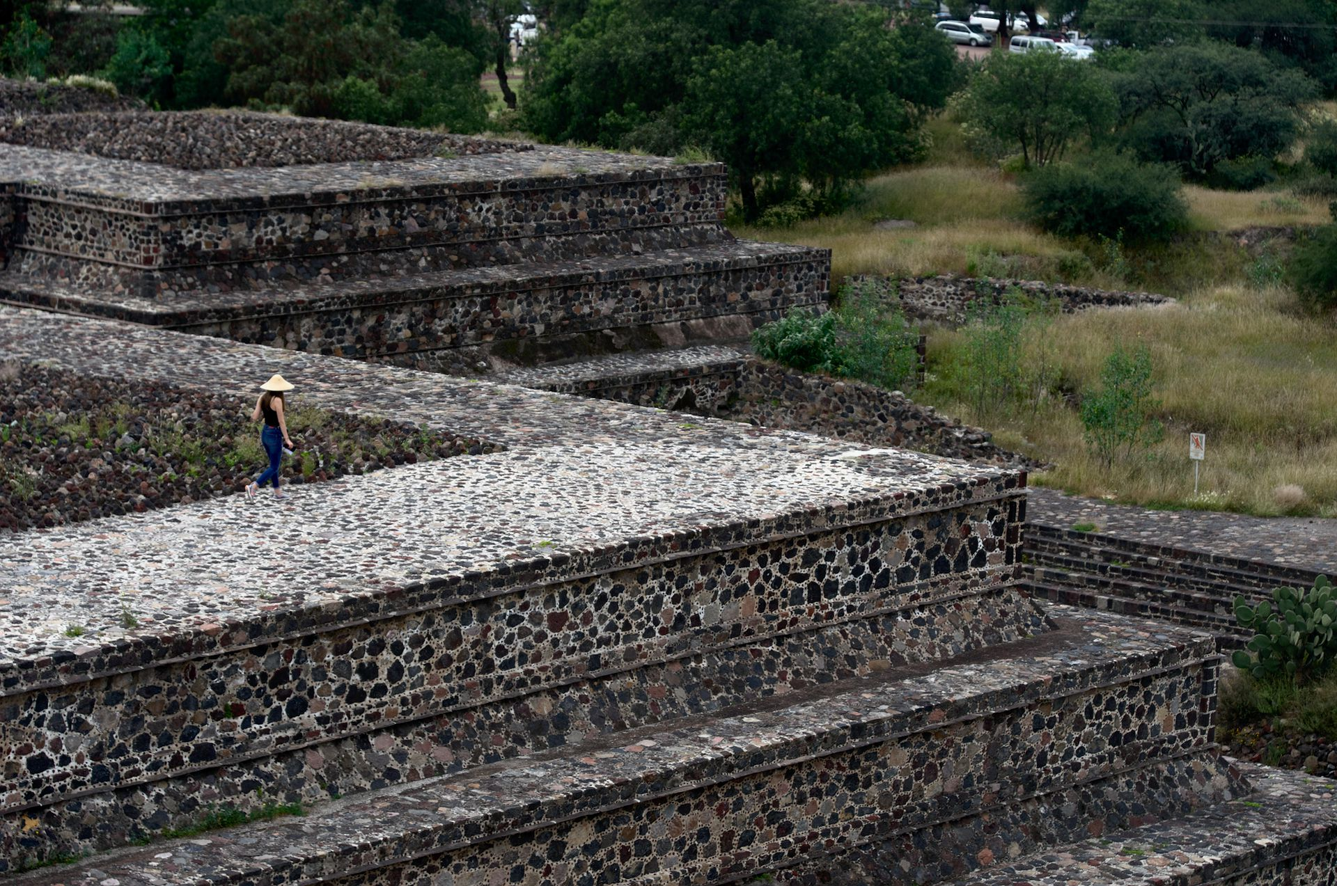 Ein Ausflug nach Teotihuacán