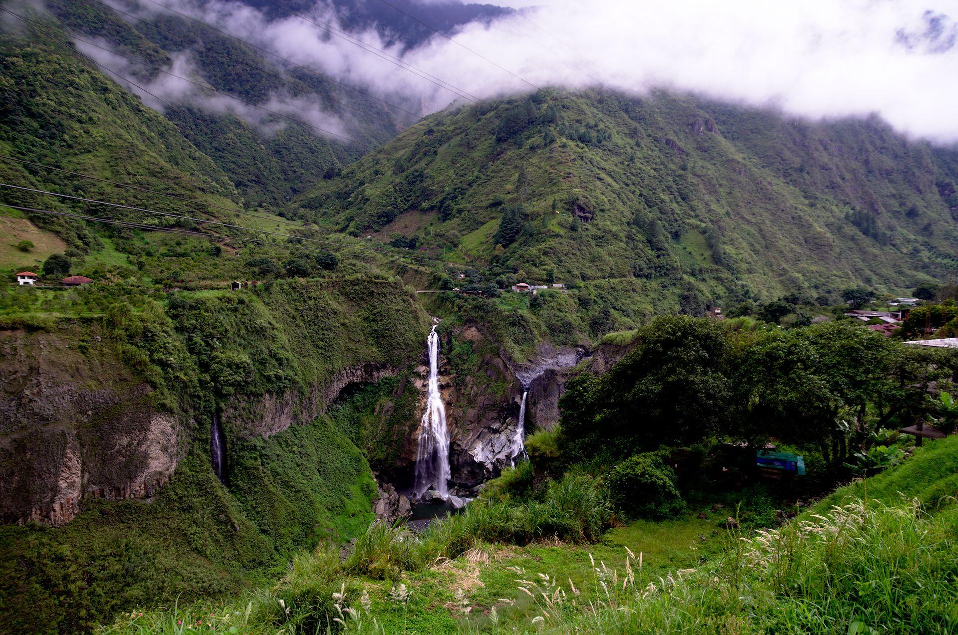 Aventura y naturaleza en Baños