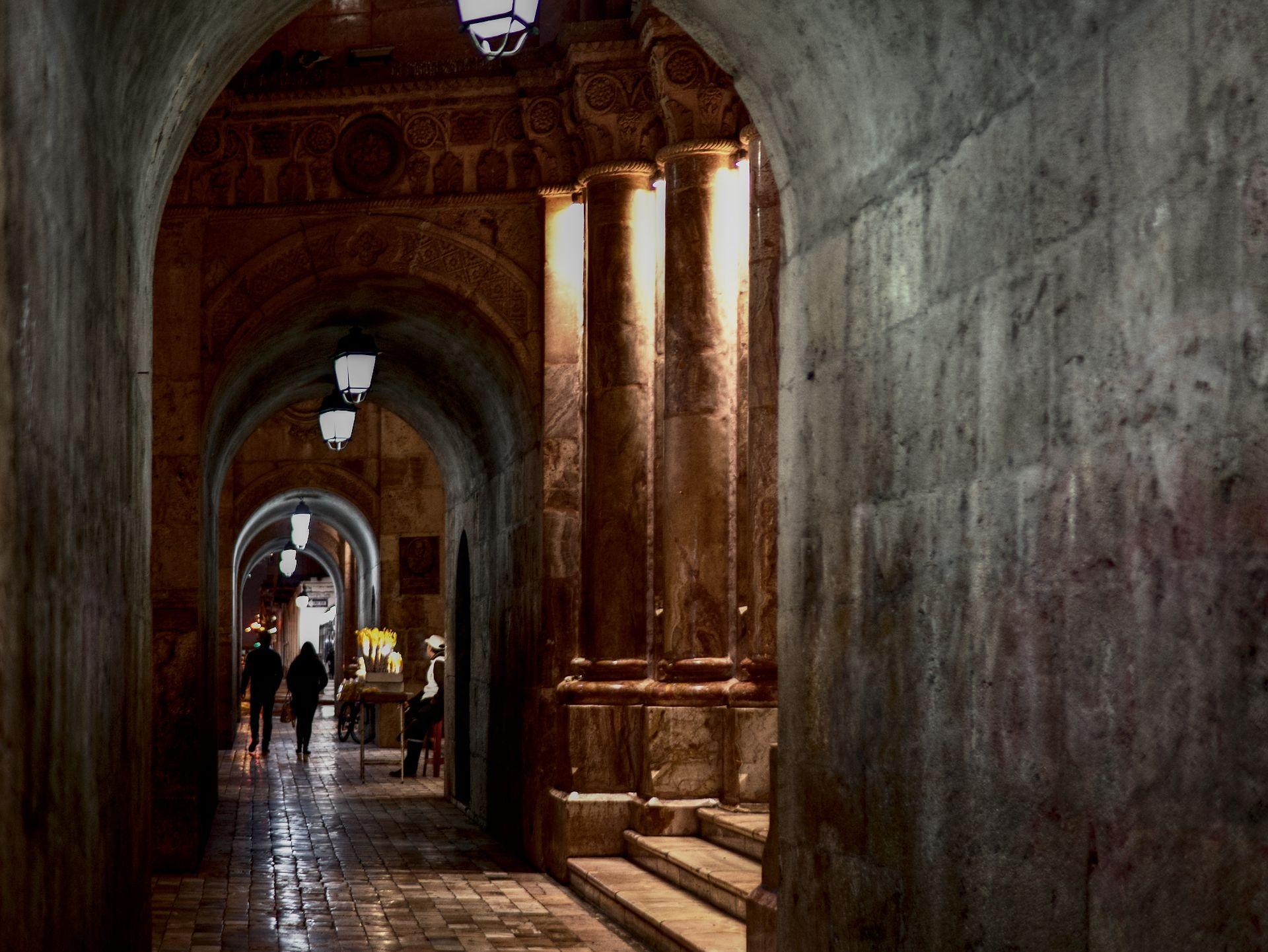 Ein Gefühl von Spanien in Cuenca