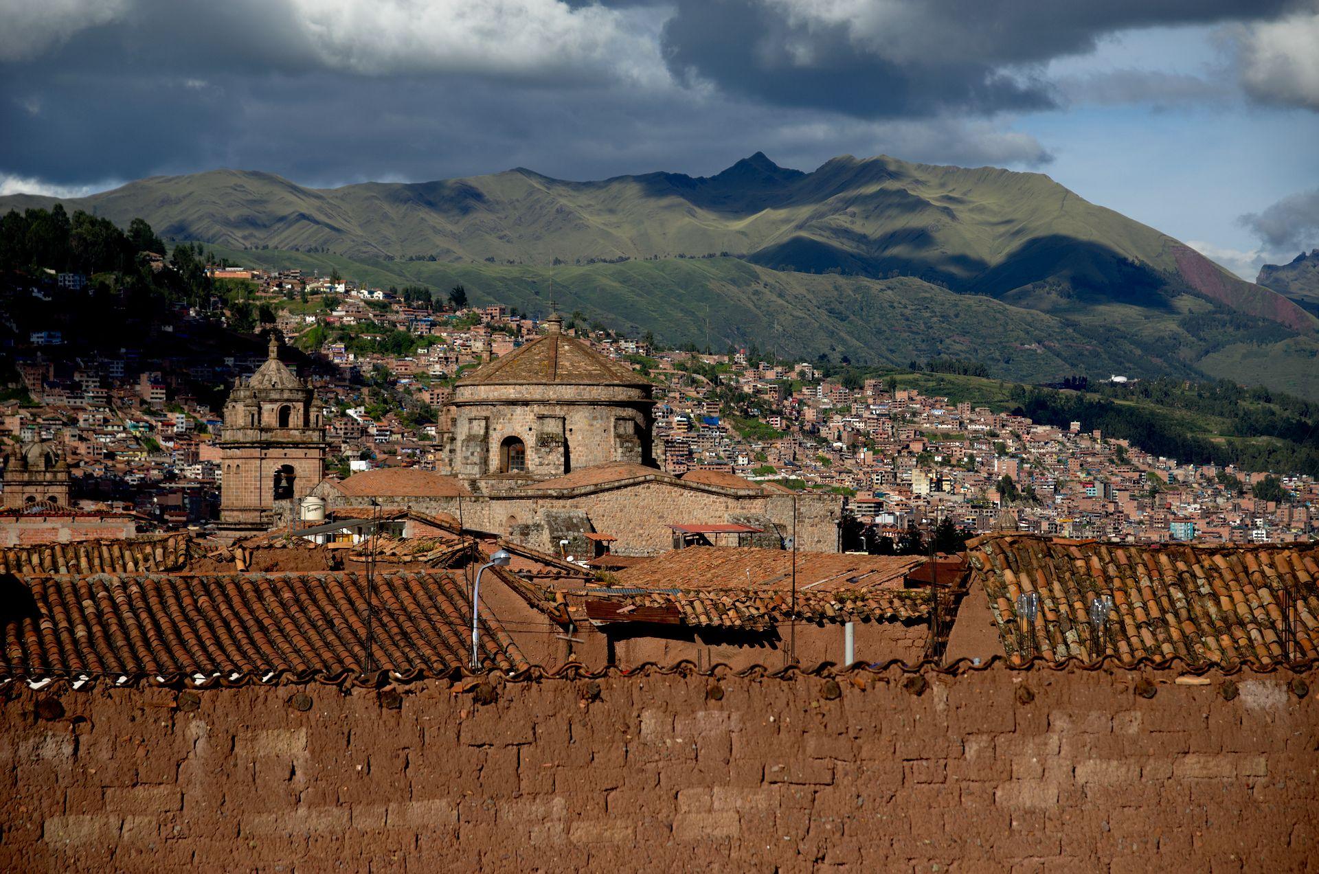 Cusco - Hauptstadt der Inkas