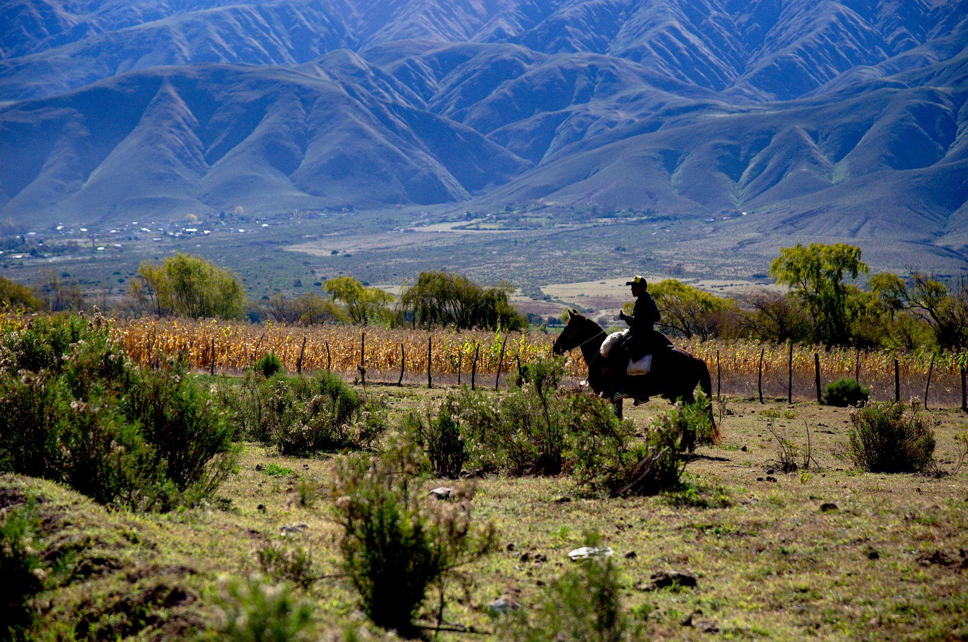 Tafí del Valle: Kurzer Stopp im Nirgendwo
