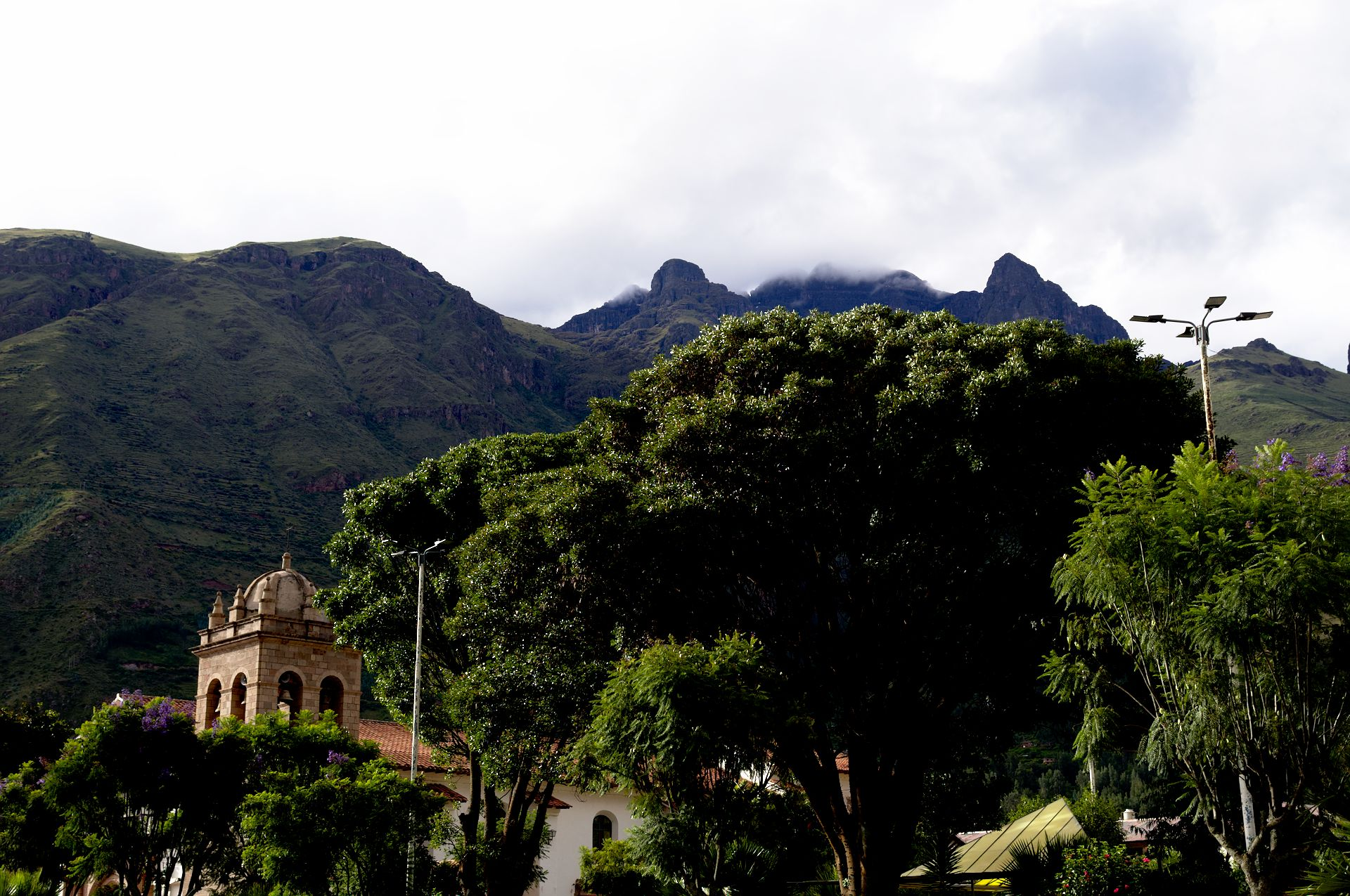 Das heilige Tal der Inkas