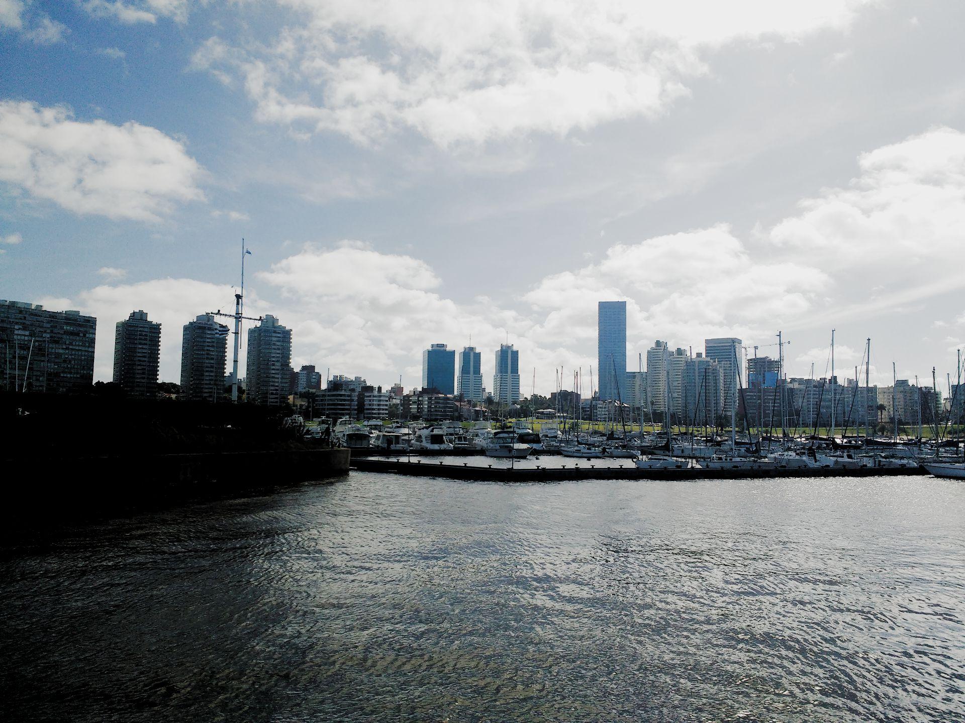 Geisterstadt Montevideo