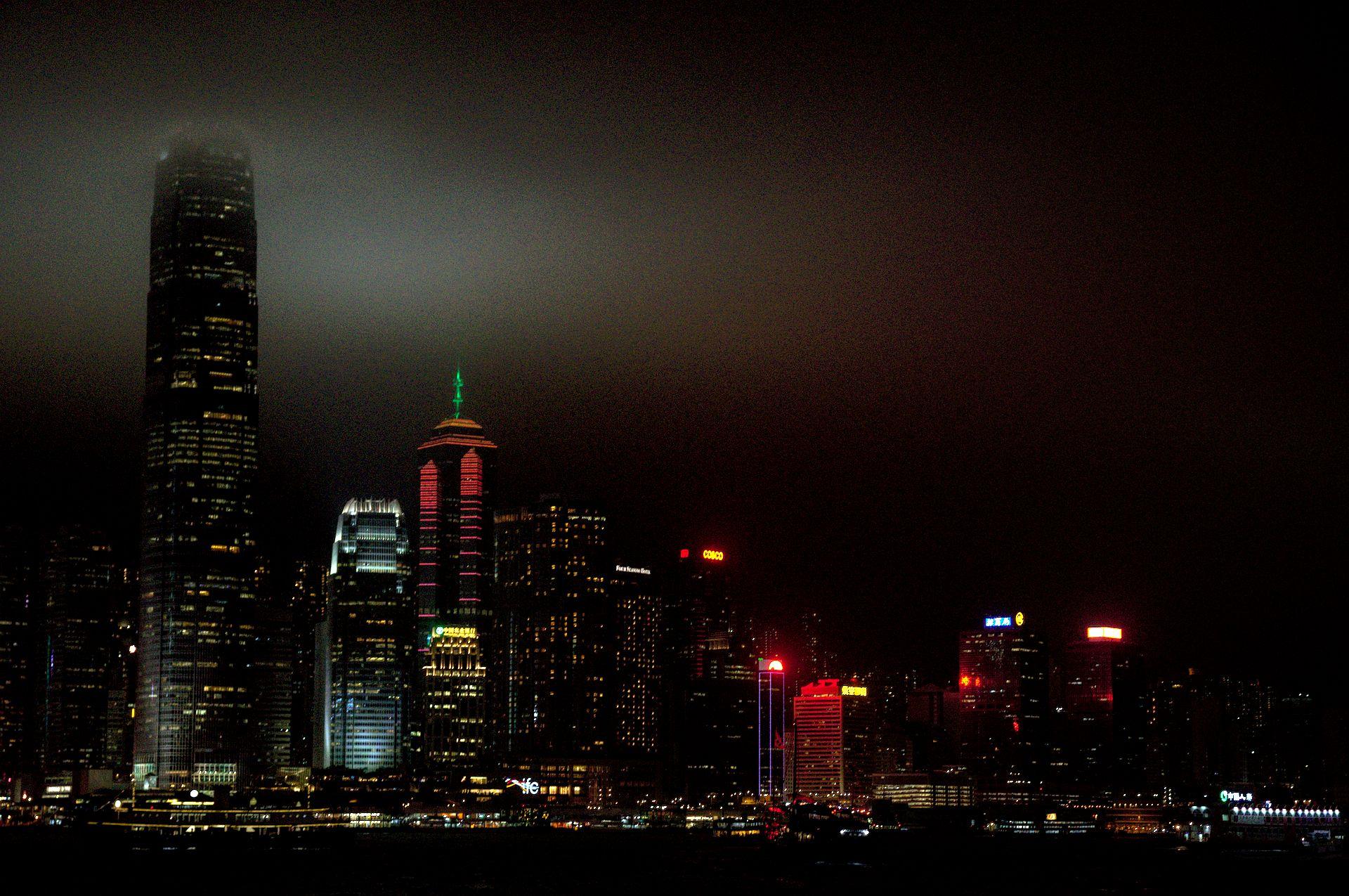 Mucho de todo en Hong Kong