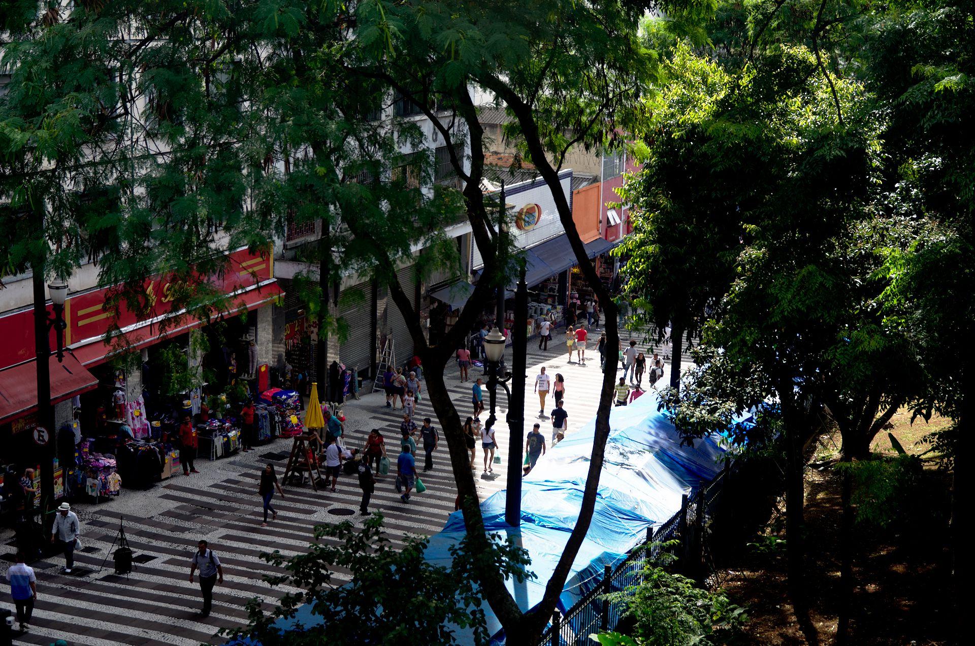 Noch ein Wiedersehen in São Paulo