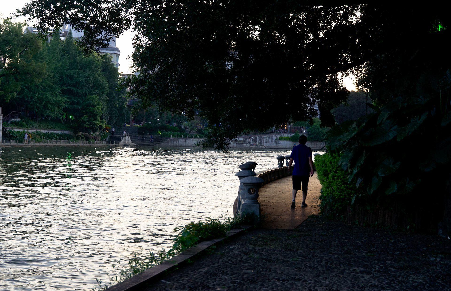 Die Flüsse von Guilin