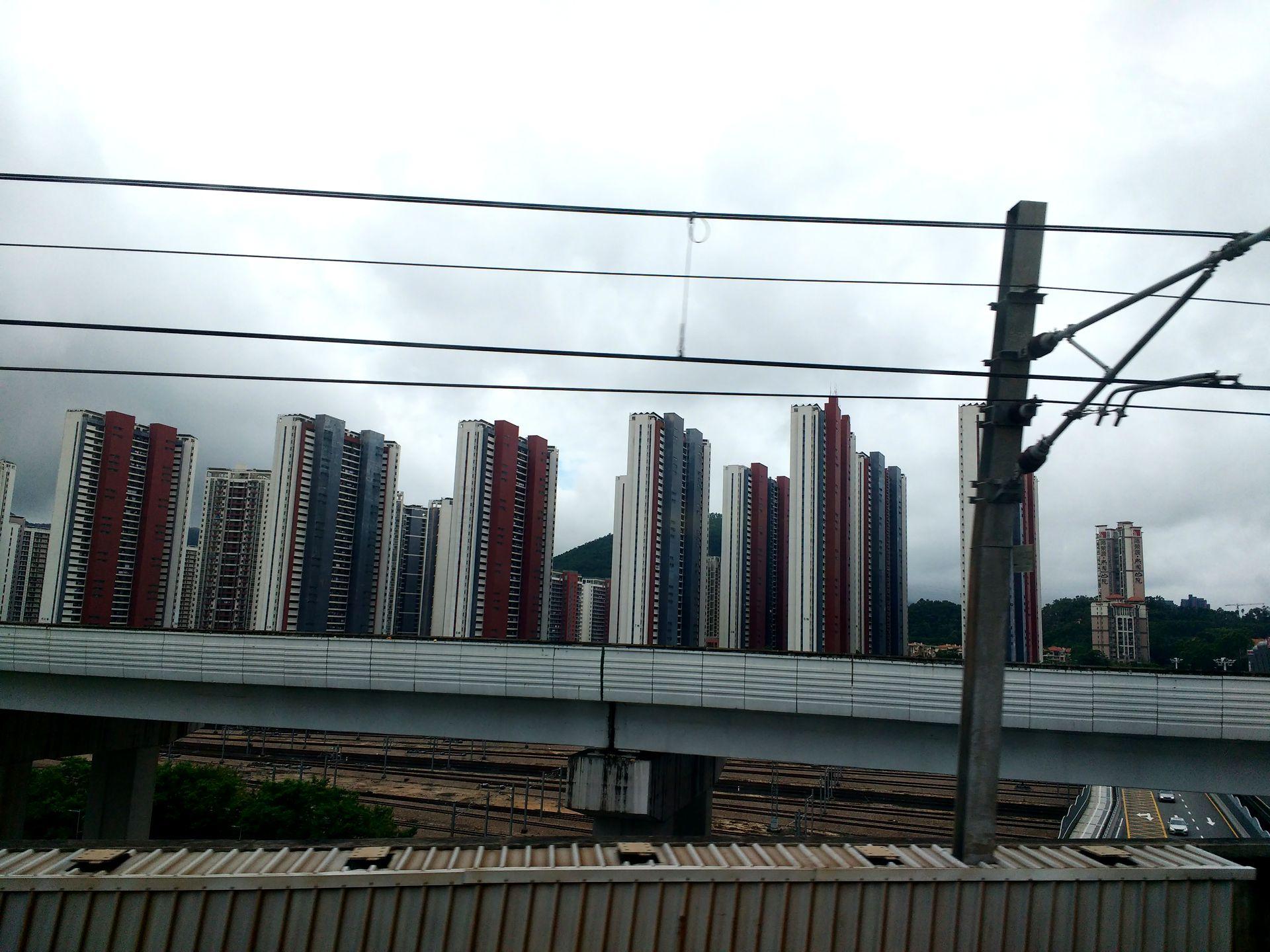 Shenzhen: nuestro primer día en la China continental
