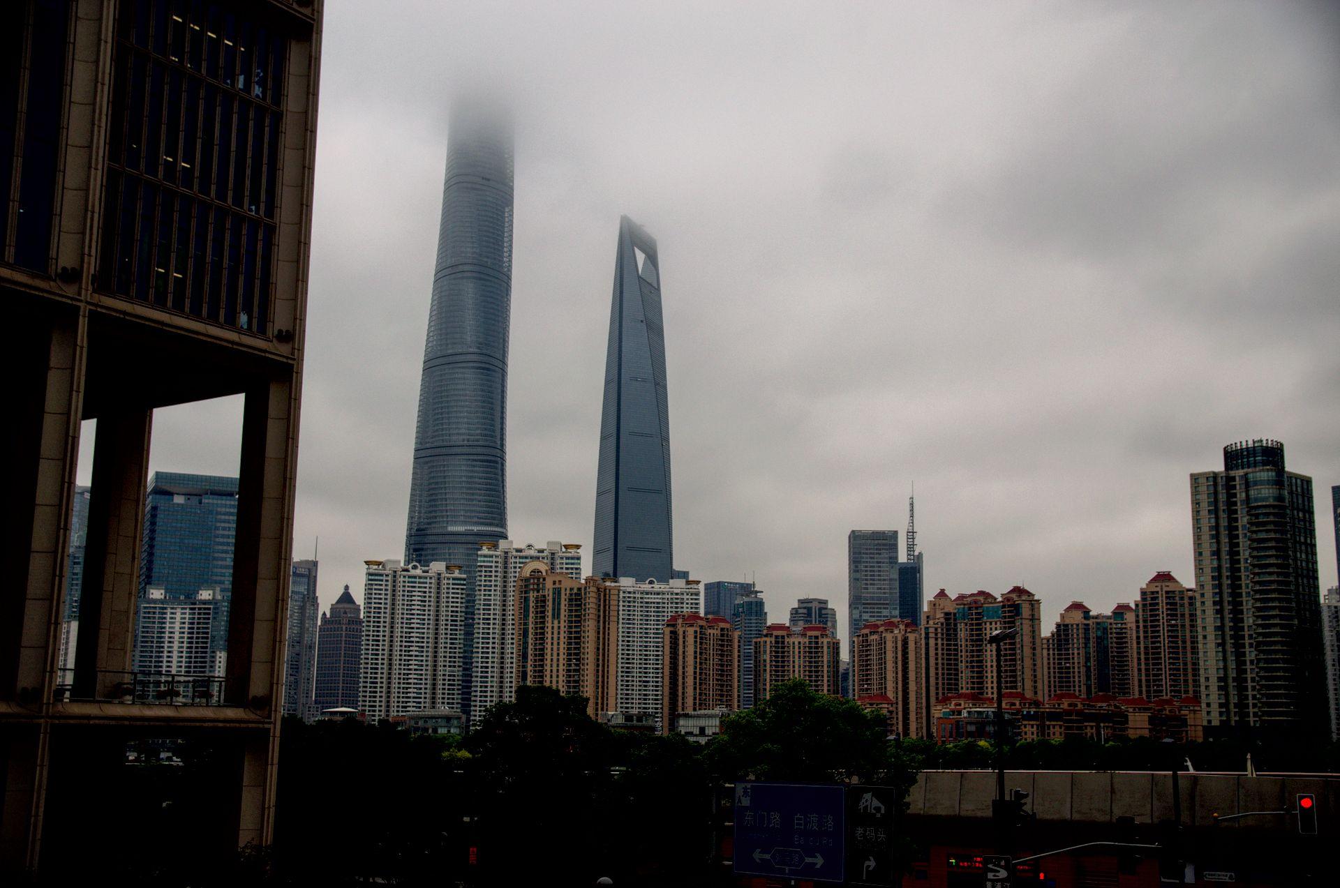 Shanghái: Muy diferente de lo que nos esperábamos
