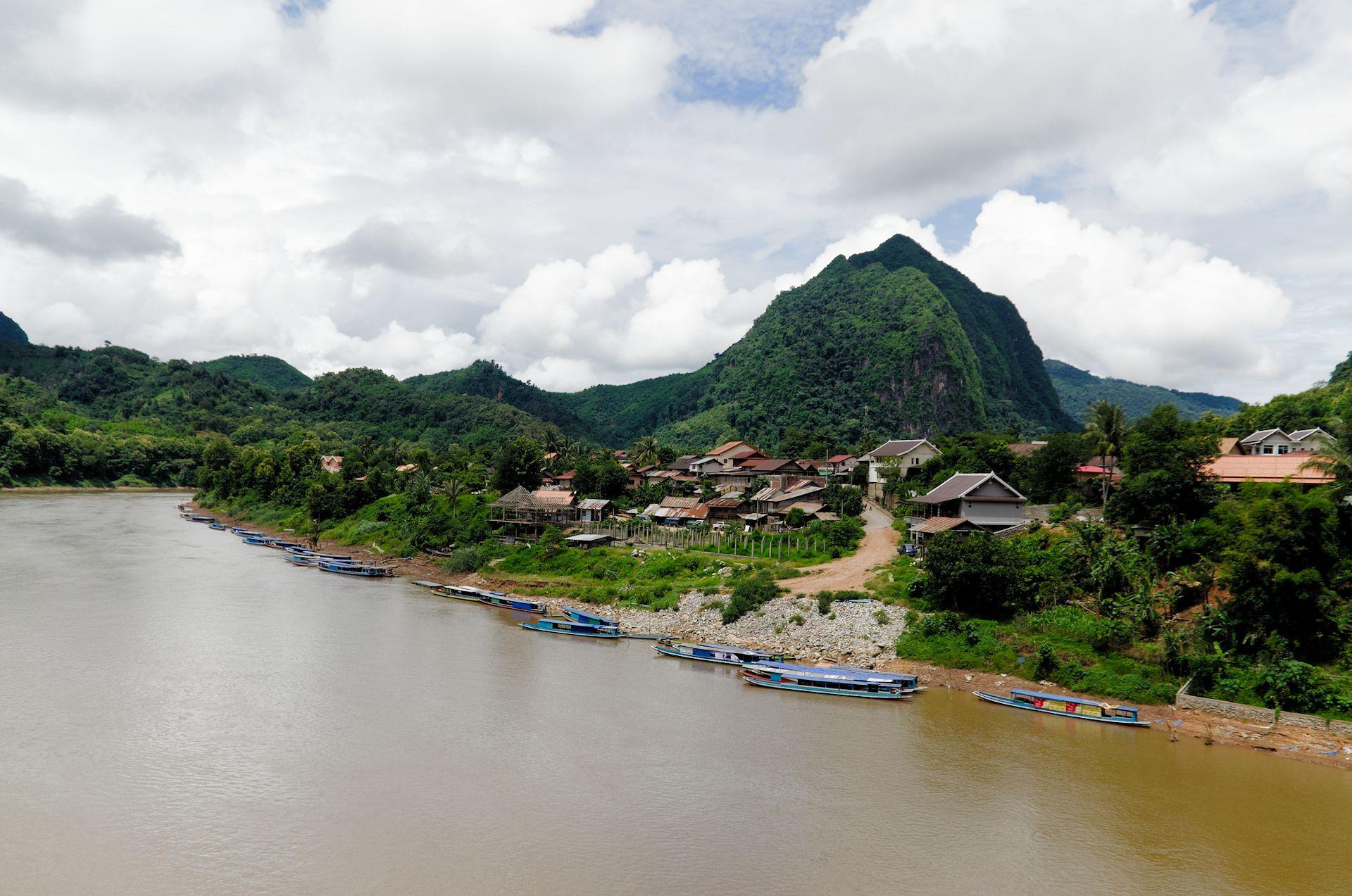 In Laos' Norden: Nong Khiaw und Muang Ngoy