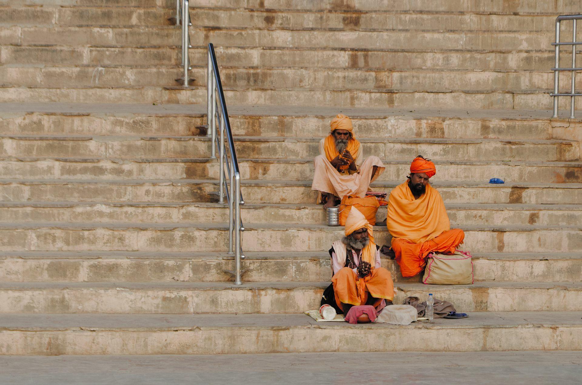 Heiliges Varanasi