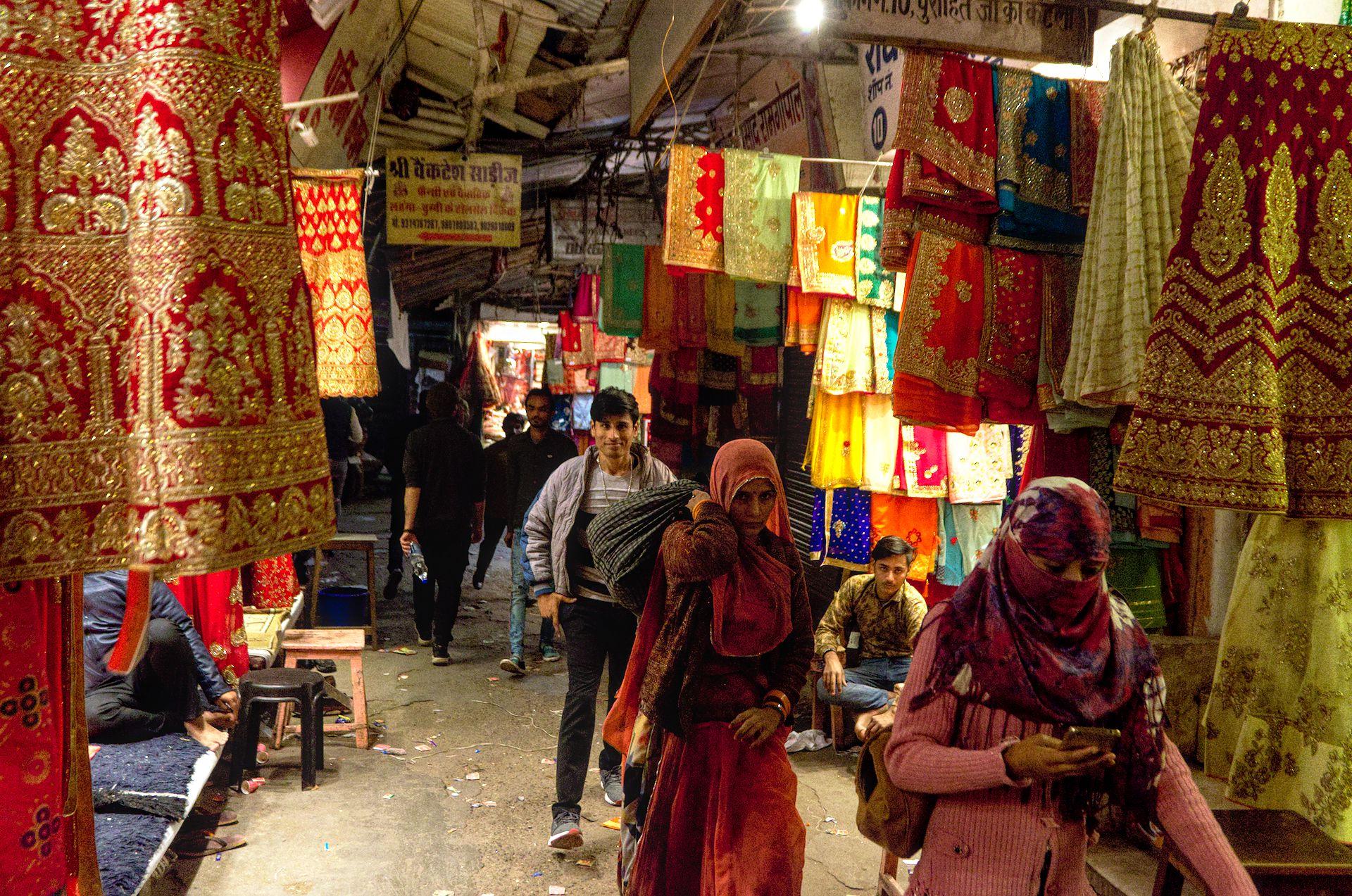 Die pinke Stadt Jaipur